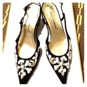COPY - Dolce gabbana shoes kitten heel
